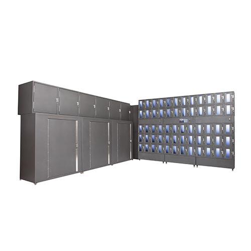 Secure Lockers